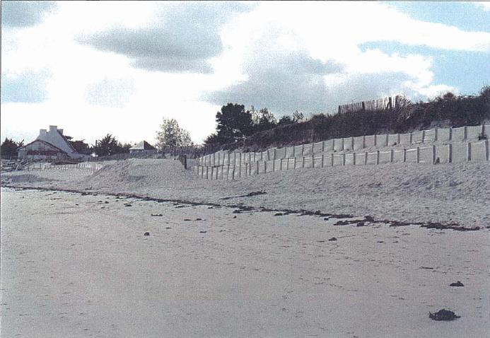 Octobre 2002 installation du Tri X